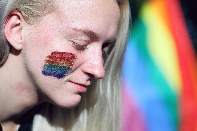 face colours of transgender women